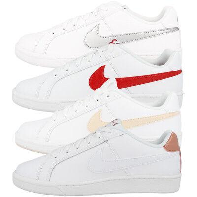 munición cosa Contar  Nike Court Royale Women Leather Schuhe Damen Retro Leder Freizeit Sneaker  749867   eBay