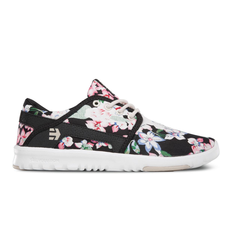 Etnies Scout W 'S SCARPE scarpe da ginnastica nero Floral 4201000297-993