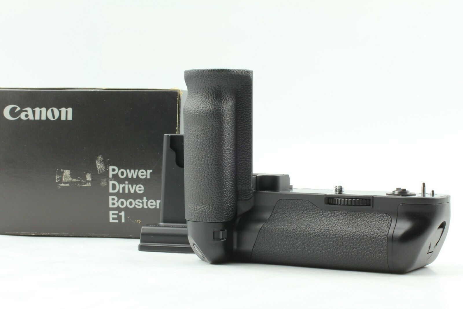 [MINT in Box] Canon PB-E1 Power Drive Booster e1 for EOS-1 1N 1V From JAPAN #121