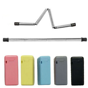 Reusable-Collapsible-Drinking-Straws-Stainless-Steel-Metal-Straw-Foldable-Case