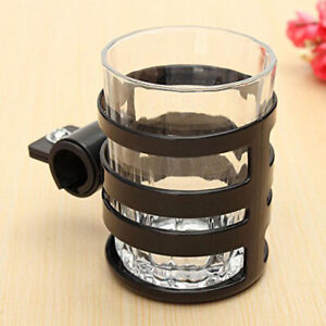 Bike Cup-Holder Cycling Beverage Water Bottle Cage Mount Drink Bicycle Handlebar
