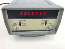 Hp 5381a 80mhz Frequency Counter Hewlett Packard 100 240v