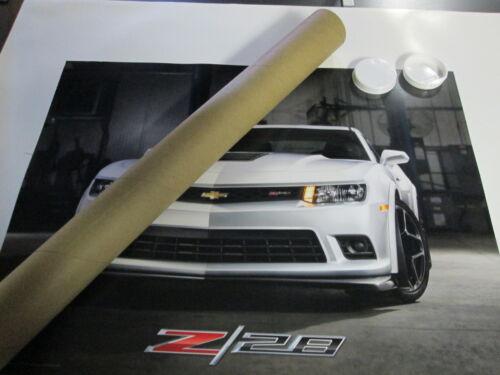 2014 Chevrolet Camaro Z//28 18 X 24 Poster