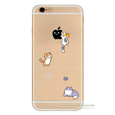 Clear Crystal Pattern Silicone Rubber Soft TPU Case Cover For iPhone 6s 7 7 Plus