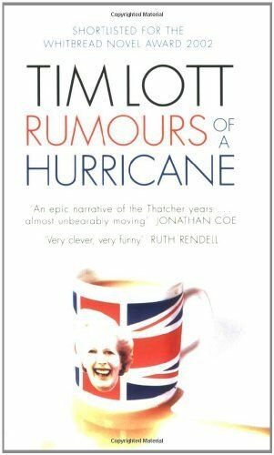 Rumours of a Hurricane By  Tim Lott. 9780140284461