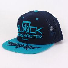 Anime Black Rock Shooter BRS Logo Baseball Cap Sun Hat Casquette Cosplay Gift AA