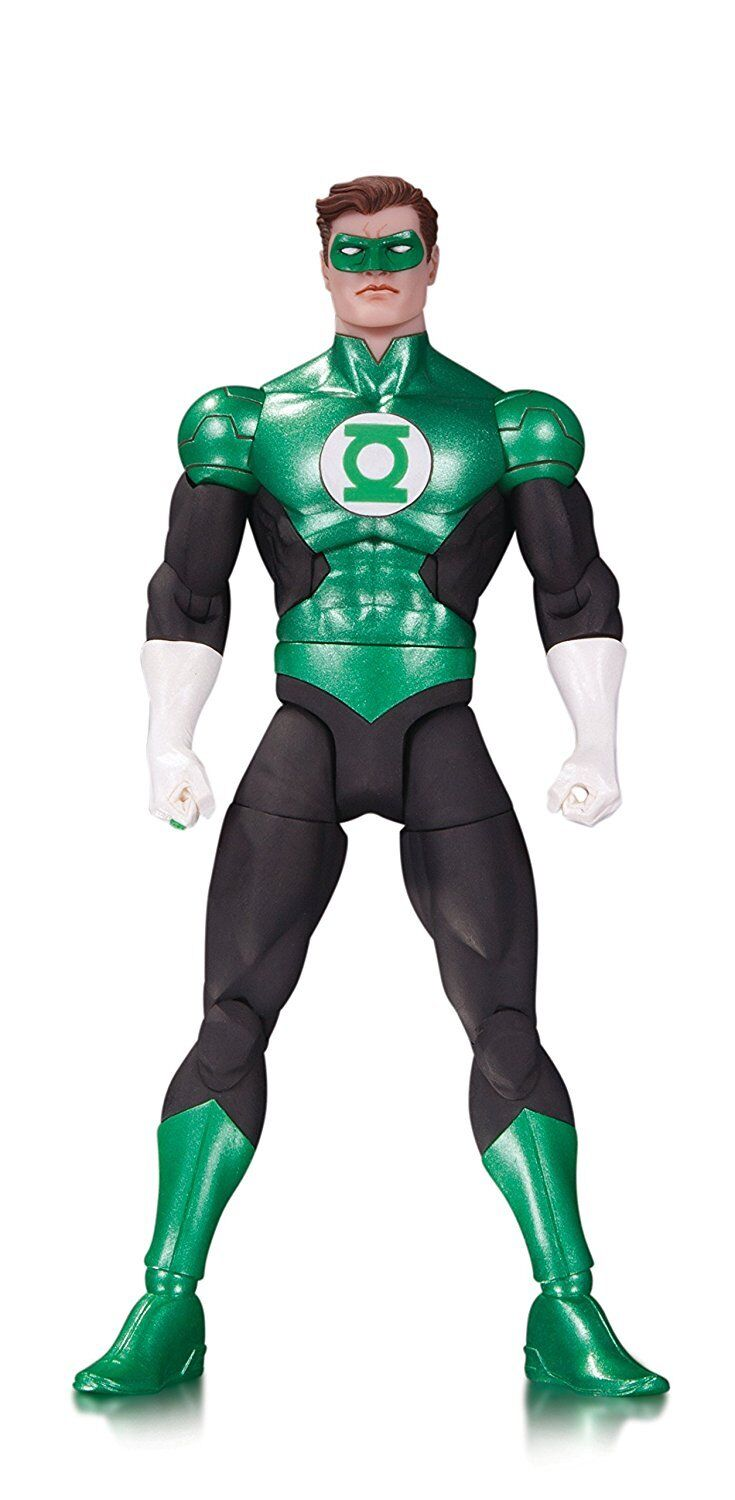DC Comics Designer Series Capullo Green Lantern Action Figure