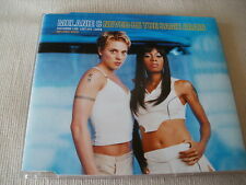 MELANIE C - NEVER BE THE SAME AGAIN - 2000 UK CD SINGLE