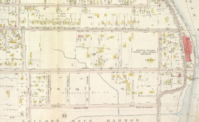 1804 NY MAP Carthage Staten Island Westfield Phoenicia New York History HUGE