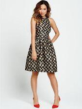 BNWT Myleene Klass Jacquard Full Skirt Prom Evening Occasion Dress Size 16 NEW
