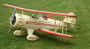 Pica 1//5th scale Waco YMF-3 plan set