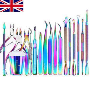 BORN-PRETTY-Aurora-Nail-Cuticle-Remover-Pusher-Nail-Stamper-Nail-Art-Decor-Tools