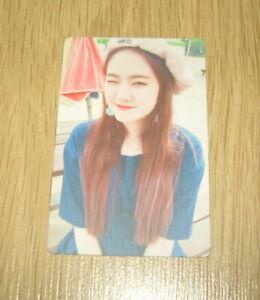 Pristin 2nd mini Album SCHXXL OUT XiYeon B Official Photo card