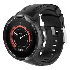 Baro White günstig kaufen Sportuhr Suunto 9 50mm Glasfaserverstärktes Polyamidgehäuse und Silikonband GPS Multisport Uhr