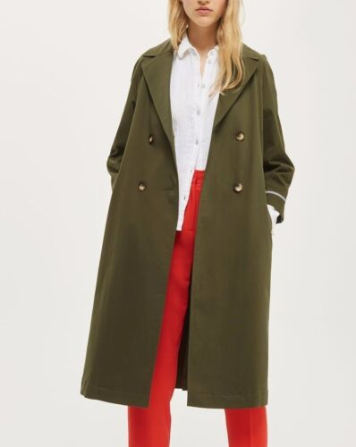Travel Topshop Mac a Belted Coat Oversized 4 Versatile Trench 16 Jacket Wrap wFqFEaZx