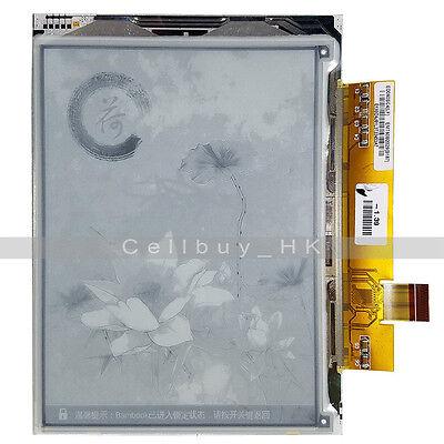 Pocketbook 301 602 611 612 ED060SC4 800x600 E-Ink LCD Screen Display Panel Part