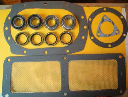 8v71 Blower conversion Rebuild kit 8v-71 gas Supercharger GMC detroit