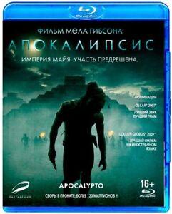 Nuovo-Apocalypto-Blu-Ray-2007-Mel-Gibson-Russo-di-rilascio-regione-libera