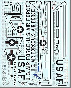 Warbird-B-52-Stratofortress-Sendero-Plantilla-Comun-Marcar-Adhesivos-1-72-020