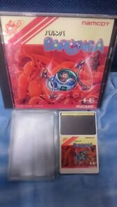 034-Barumba-034-NEC-PC-Eengine-Game-Software-HuCARD-Used-from-Japan