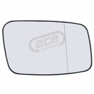 Volvo V50 Estate 2004-9//2007 Heated Aspherical Wing Mirror Glass Drivers Side
