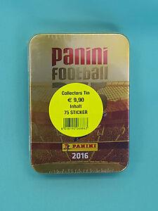 Panini-Fifa-365-Sticker-034-2017-034-Mini-Tin-Box-leer-ohne-Tuten