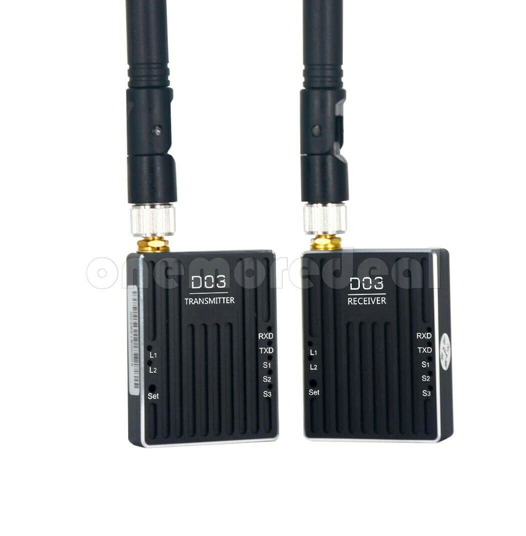 P900 FPV Transmitter and Receiver for UAV Ground Station PIX Flight Controller