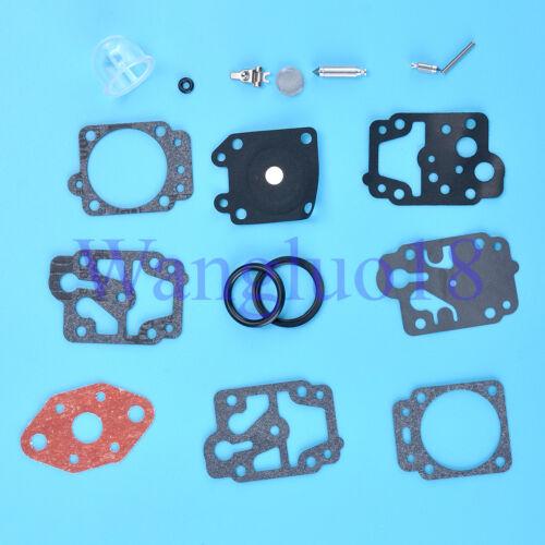 Carburateur Rebuild Kit Pour Troy-Bilt TB575SS 753-04745 753-1225 Primer Ampoule
