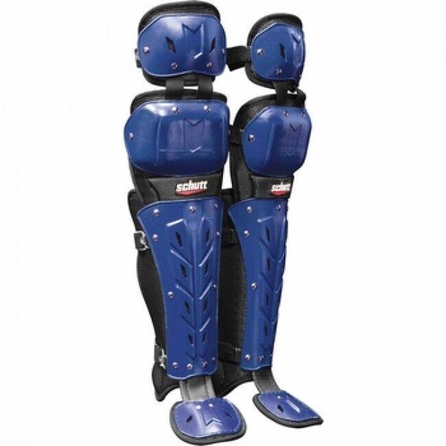 Schutt AiR Maxx Scorpion 14  Tirple Flex Catcher Catcher Catcher Leg Guards 126489 1d6cff