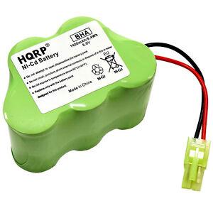Hqrp Battery For Shark Xb2940 V2940 V1940 V2940c Cordless