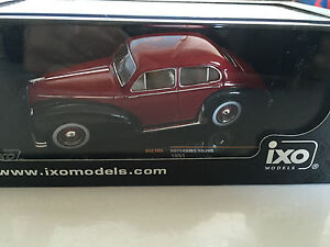 HOTCHKISS-ANJOU-1951-1-43-IXO-coche-modelo-CLC185
