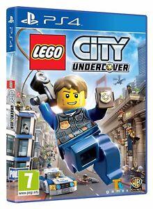 Lego-City-Undercover-PS4-NEU-amp-OVP-Blitzversand