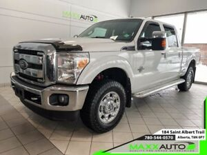 2014 Ford F 350 Lariat | Back up camera | Navigation | Sunroof | C