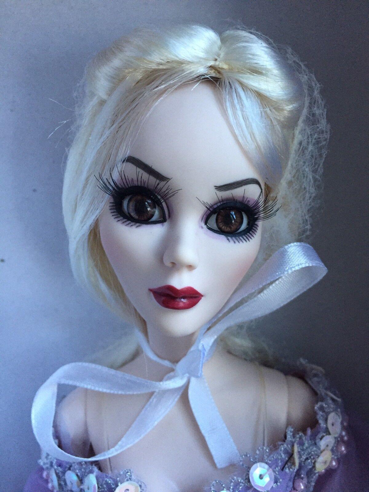 Tonner Wilde Imagination Evangeline Orribile Gotico Mist 18.5   Bambola Fashion