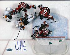 Martin Brodeur Devils Signed 8x10 Photo Autograph Auto Steiner