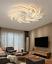 LED Deckenlampe Lichtfarbe-//heilligkeit einstellbar Fernbedienung mitgelieft A++