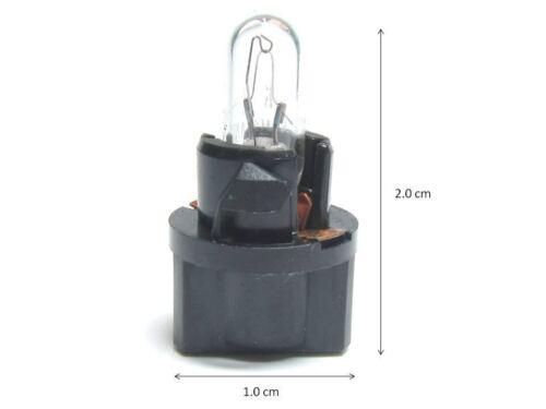 Single unit Kumdong T5 Black 14V1.4W bulb