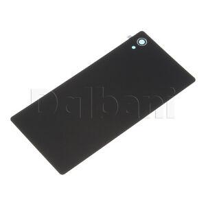 Battery Door Back Cover for Sony Xperia M4 Aqua E2303 E2306 E2353 E2312 Black