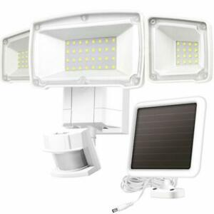 Details About Solar Lights Outdoor Ameritop Super Bright Led Motion Sensor With