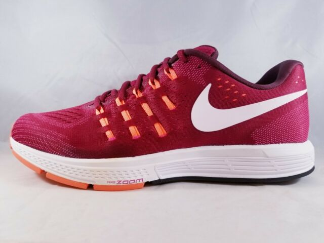 Nike Air Zoom Vomero 11 Red Running Shoes