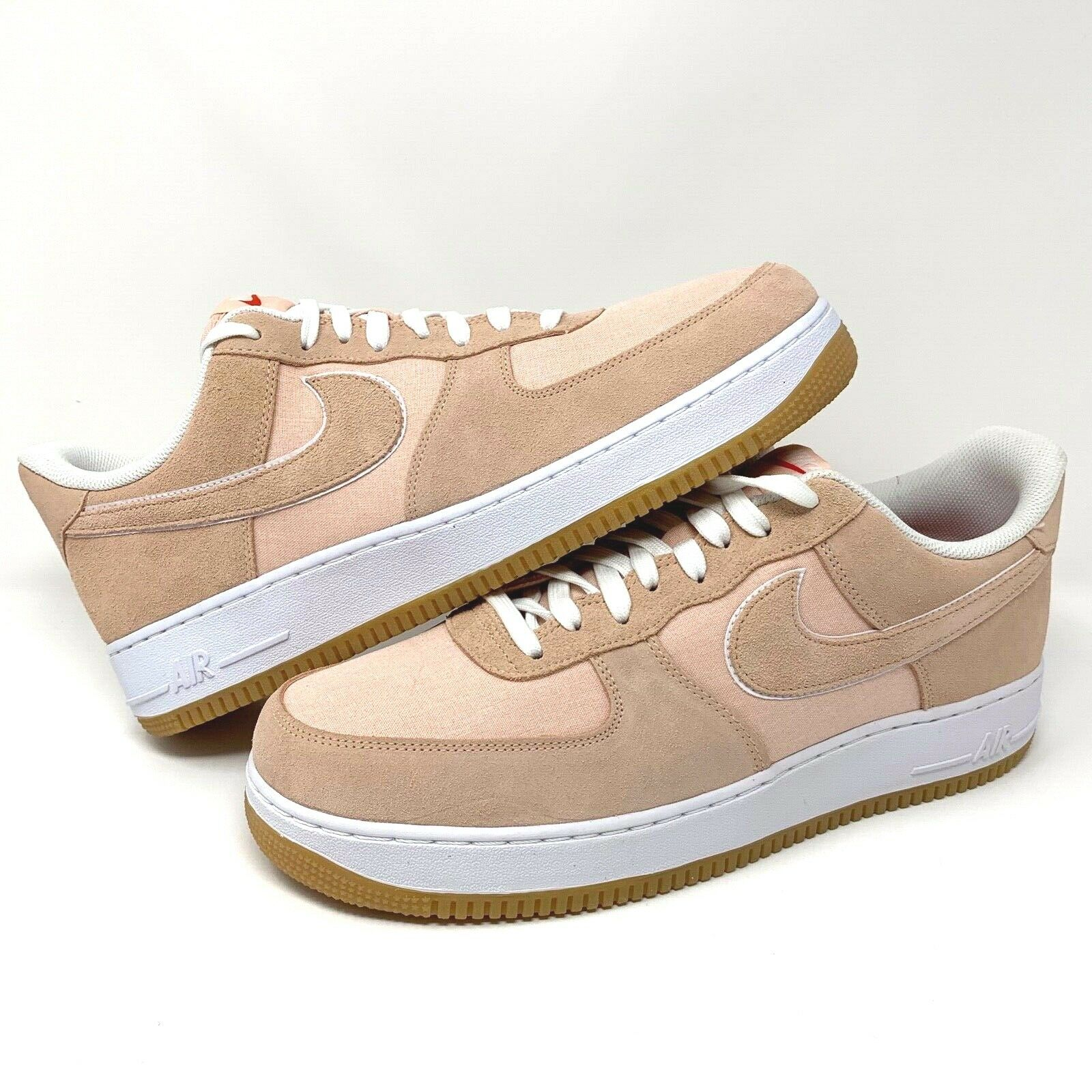 Nike Air Force 1 One '07 Low Arctic orange White (315122-801) - Size 13