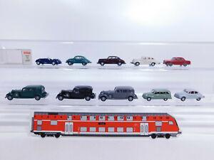 CR75-0,5 #10x wiking H0 / 1:87 Oldtimer : BMW + Horch 850 + Opel + DKW + VW