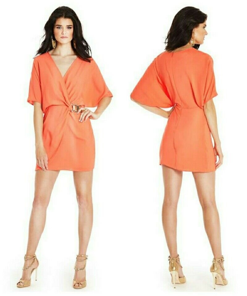 GUESS BY MARCIANO TUNIC DRESS