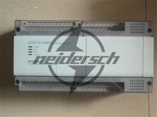 1PCS Used Mitsubishi FX2-64MT Tested