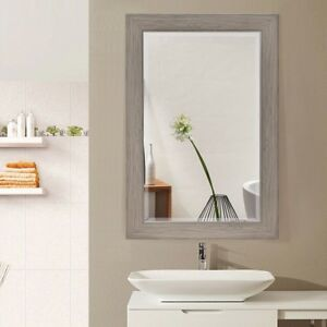 Image Is Loading Home Rectangle Bathroom Living Room Wall Mounted Dressing