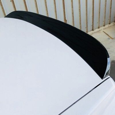 Flat Black 648 HRPL Type Rear Trunk Spoiler Wing For 2008~09 Pontiac G8 GT Sedan