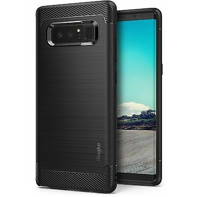 Ringke® For Samsung Galaxy Note 8 [ONYX] Rugged Flexible Shockproof Case Cover