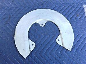 Dust-Shield-Brake-Cover-Front-OEM-C4-Corvette-1984-1987-14046905