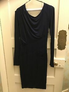 Beautiful-ladies-blue-dress-size-10