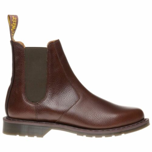 Dr.Martens Victor New Nova Chelsea Dark Brown Mens Boots